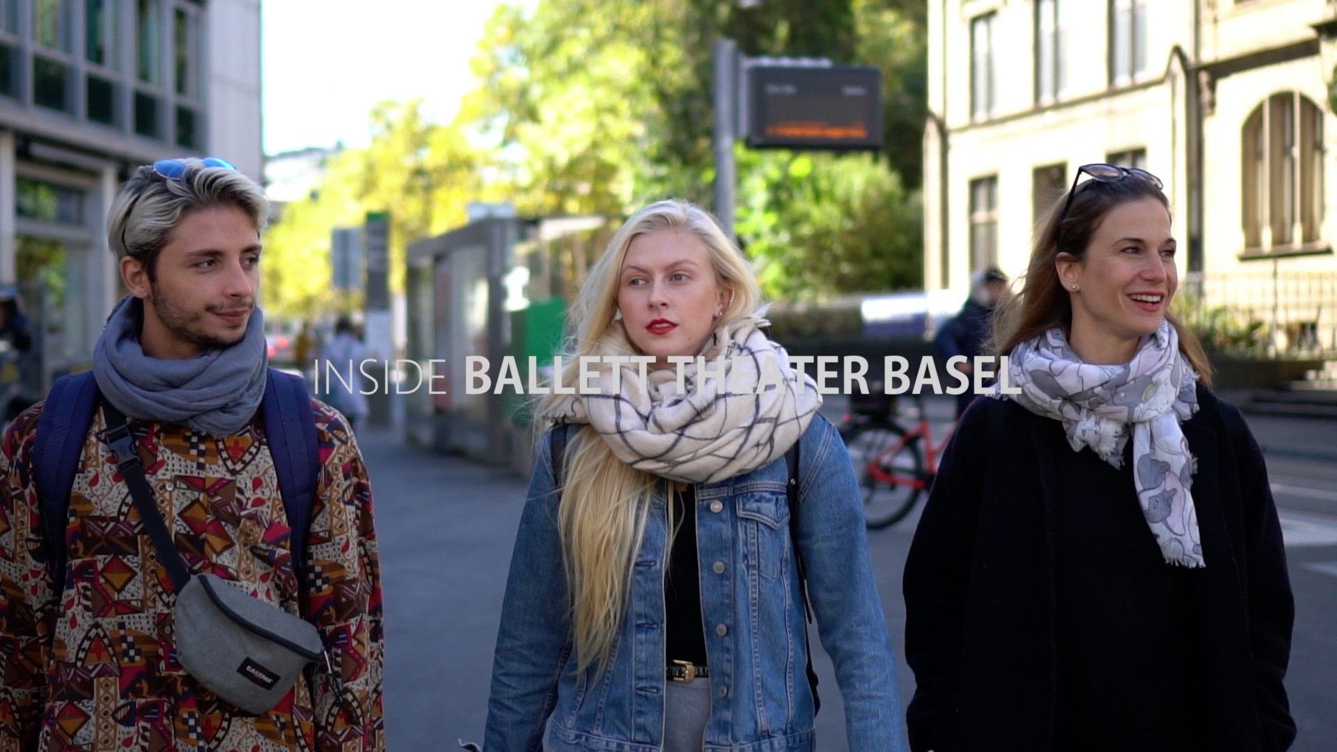 New dancers – Inside Ballett Theater Basel