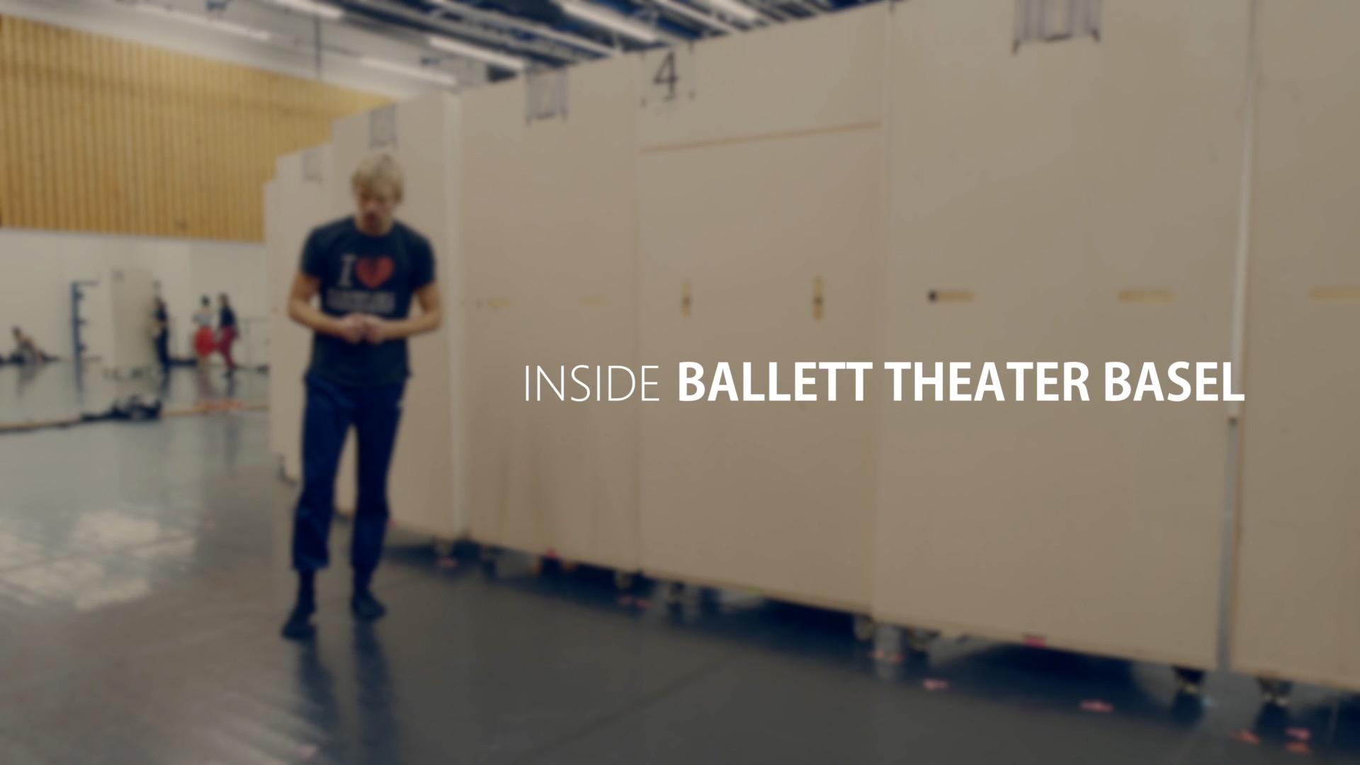 Rehearsal for Carmen by Johan Inger