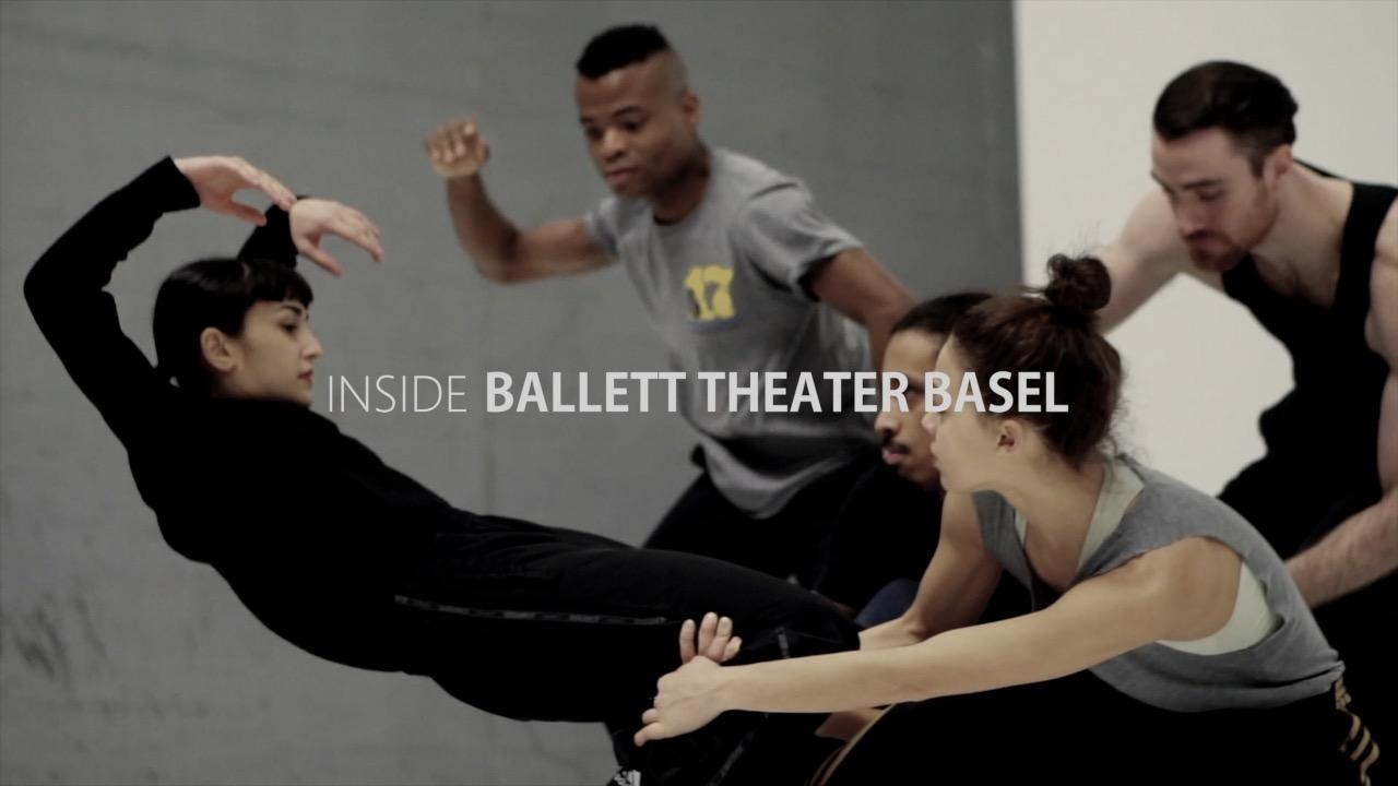 CREATION: Thomas Noone – Inside Ballett Theater Basel